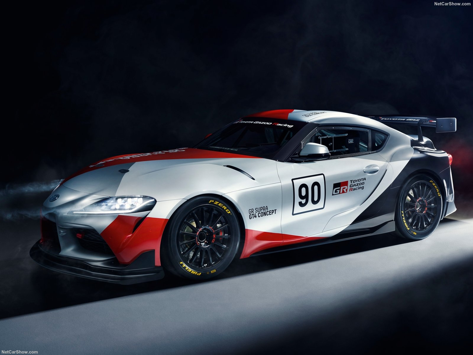 Toyota GR Supra Racing Concept photo 194080