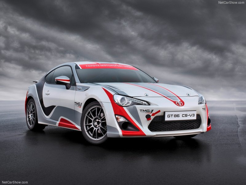Toyota GT 86 photo 100293