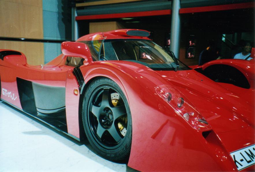 Toyota GT1 photo 27487