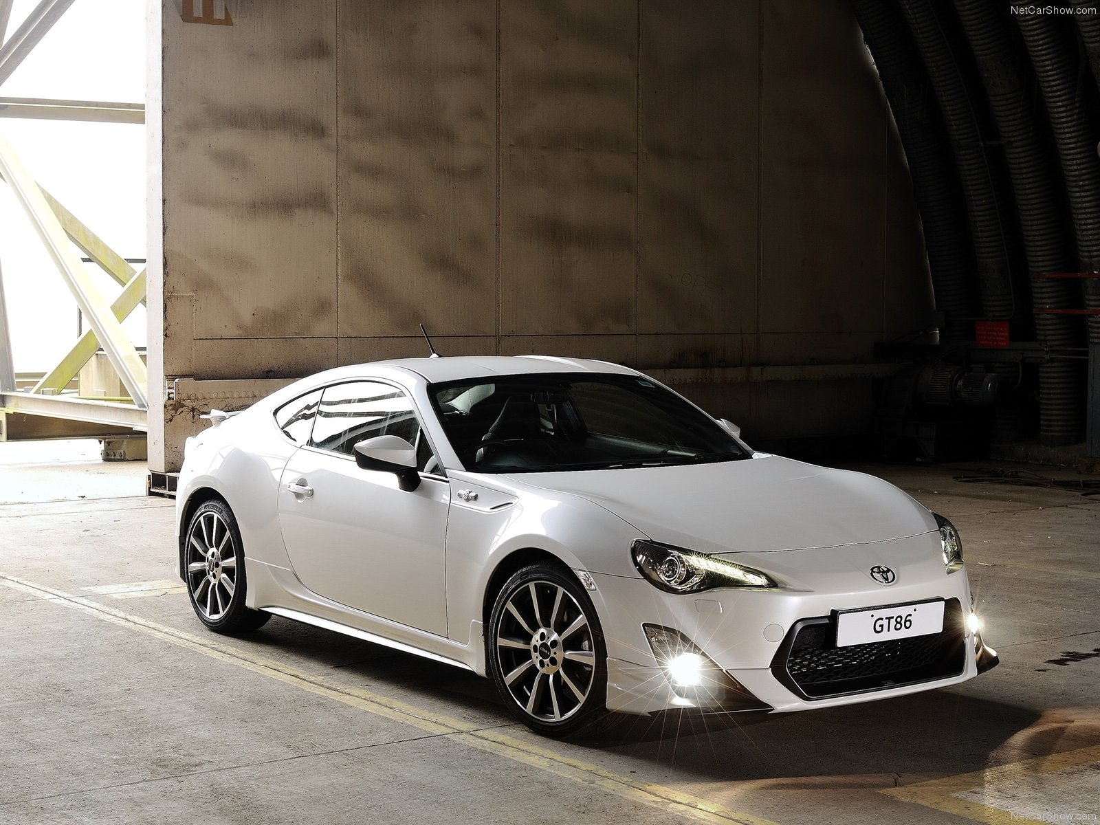 Toyota GT86 TRD photo 124827