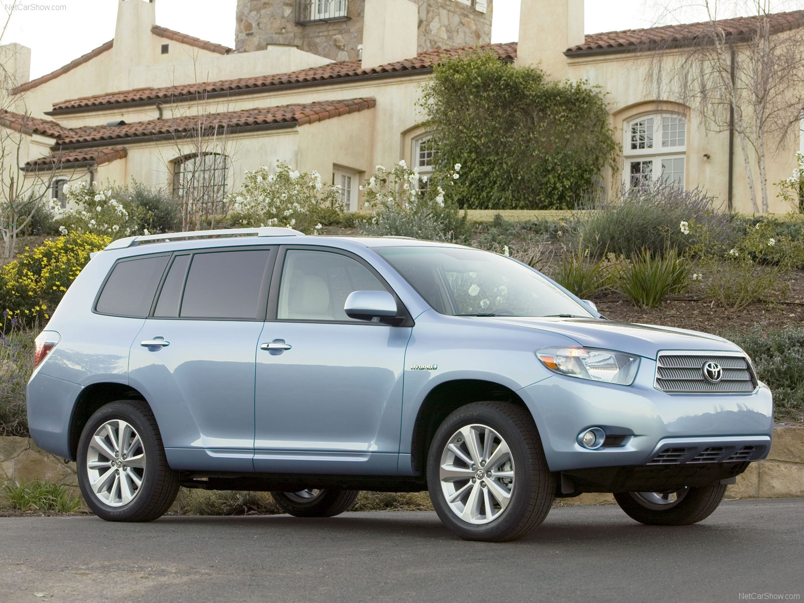 Toyota Highlander Hybrid photo 41601