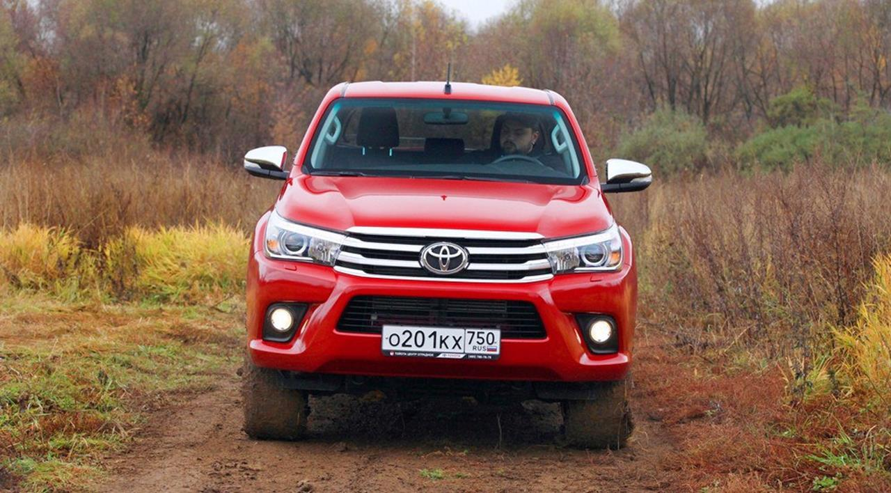 Toyota Hilux photo 154510