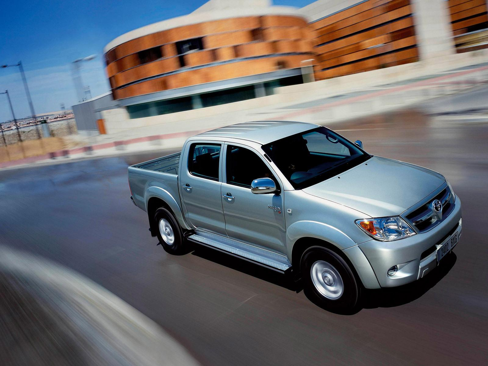 Toyota Hilux photo 31479
