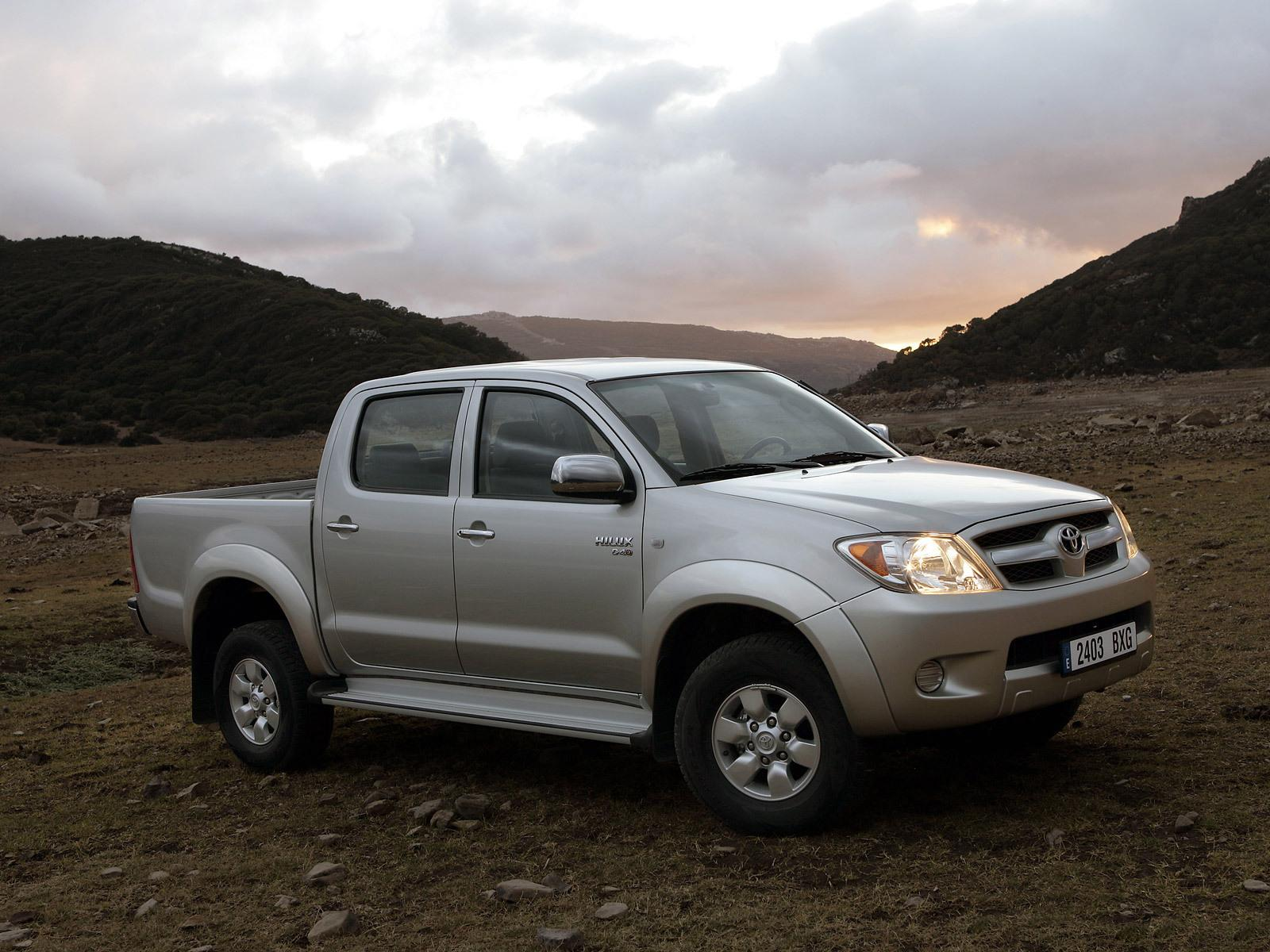 Toyota Hilux photo 31482