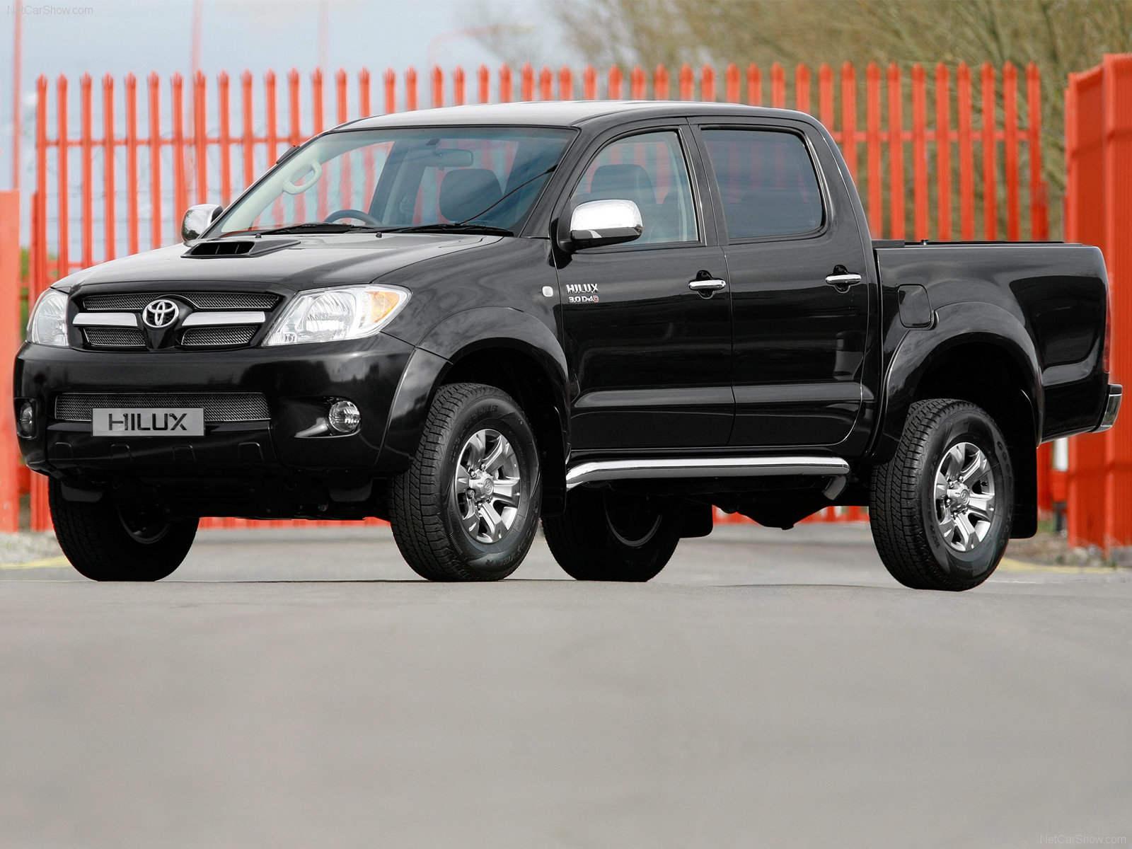 Toyota Hilux photo 54051
