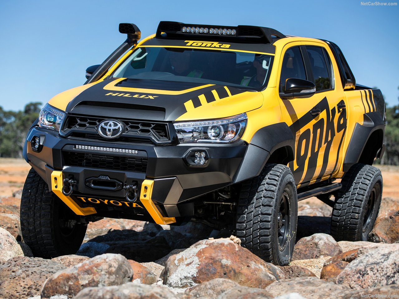 Toyota HiLux Tonka Concept photo 176053