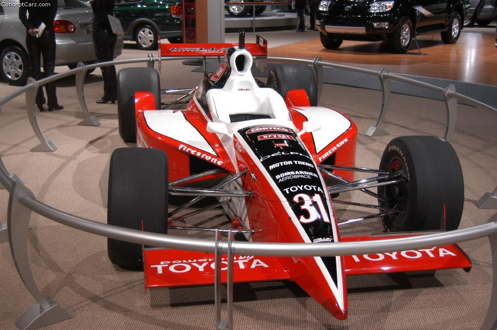Toyota Indy photo 28110