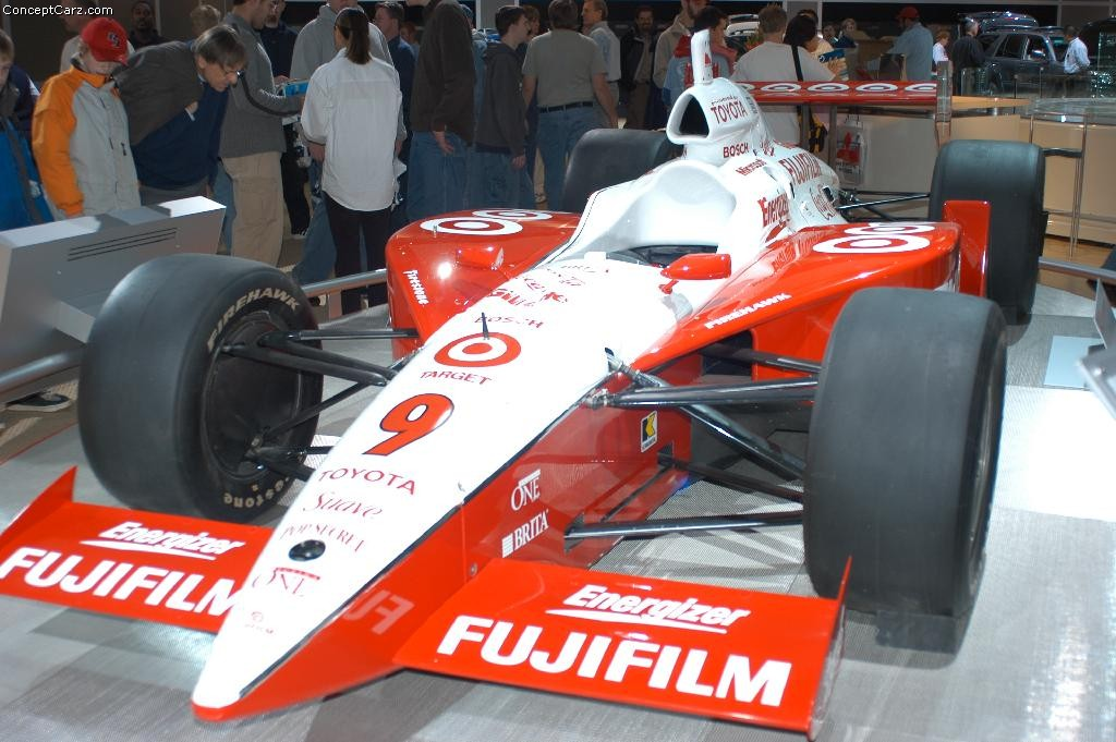 Toyota Indy photo 28113