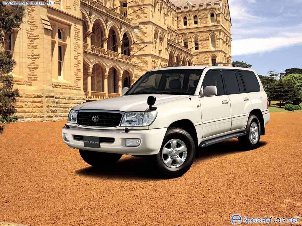 Toyota Land Cruiser 100 photo 4088