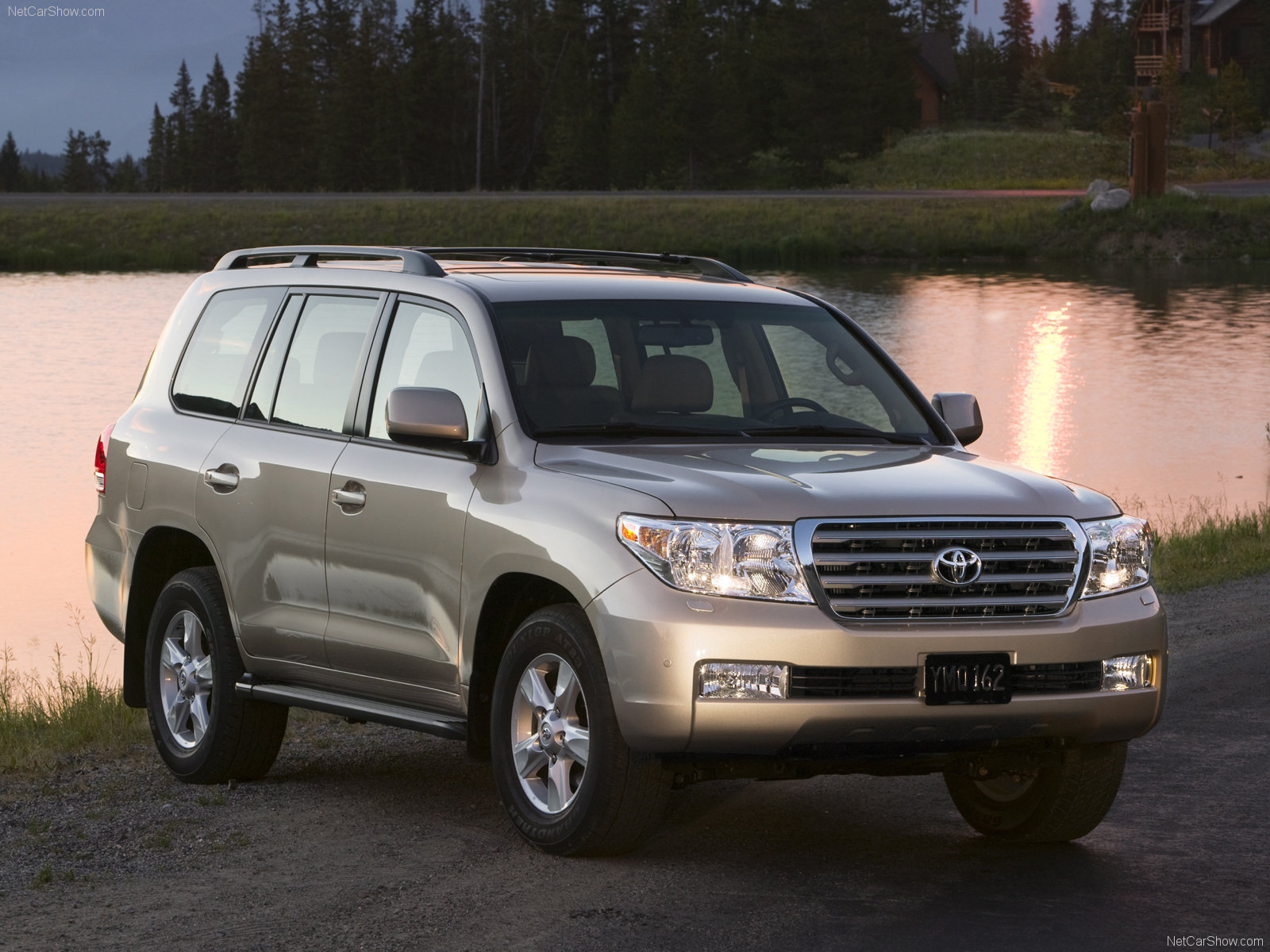 Toyota Land Cruiser 200 Picture 47626 Toyota Photo
