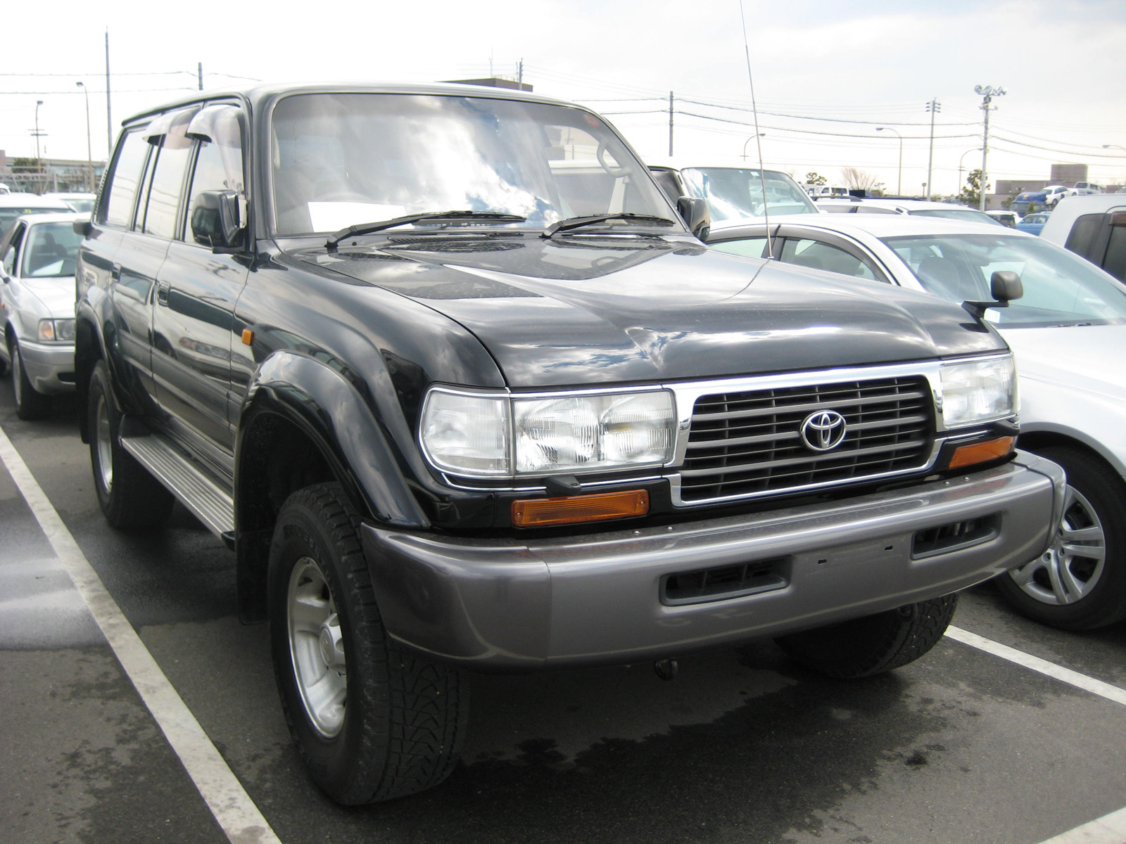 Toyota Land Cruiser 80 photo 68023