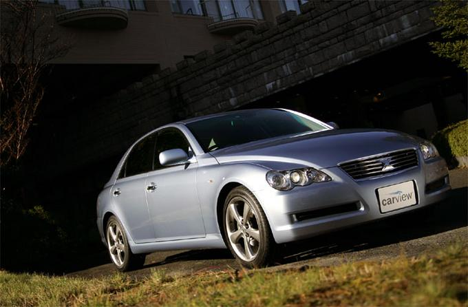 Toyota Mark X photo 17427