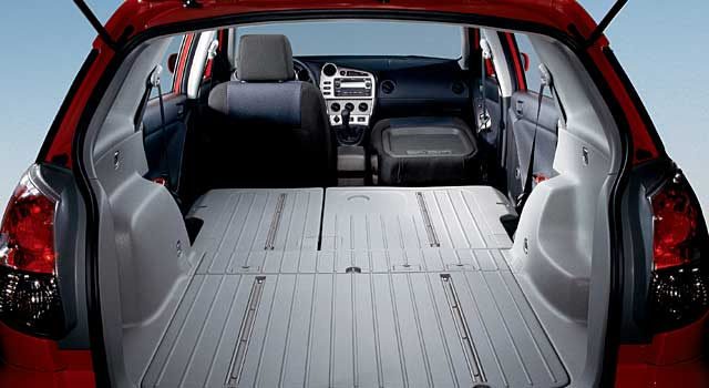 Toyota Matrix photo 27717