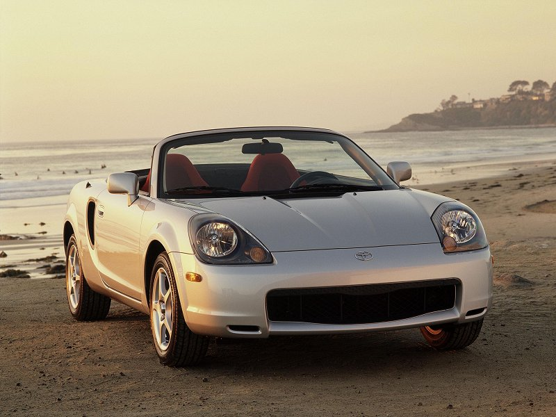 Toyota MR2 Spyder photo 27473