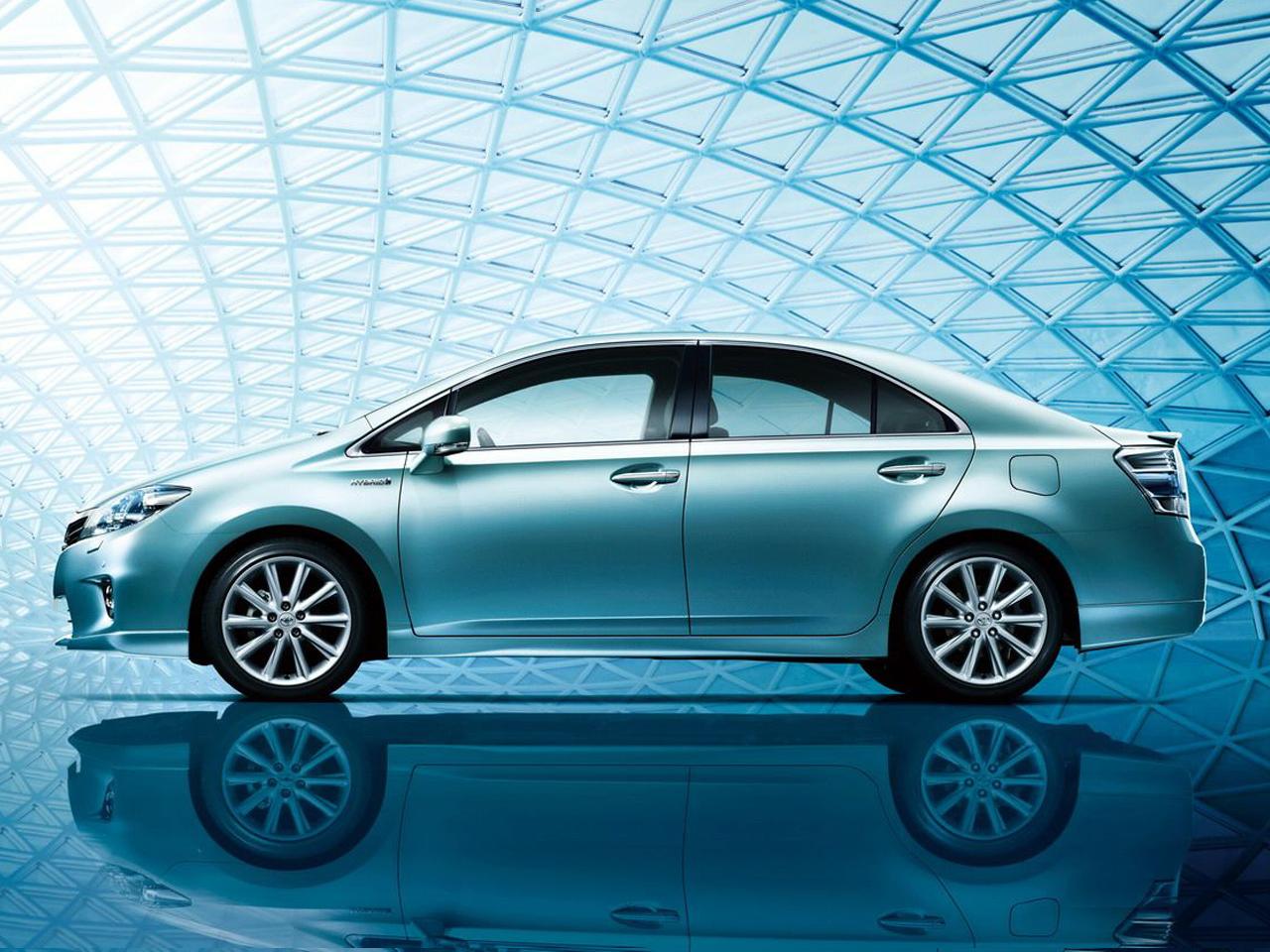 Toyota Sai Photos Photogallery With 13 Pics Carsbase Com