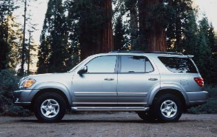 Toyota Sequoia photo 27536