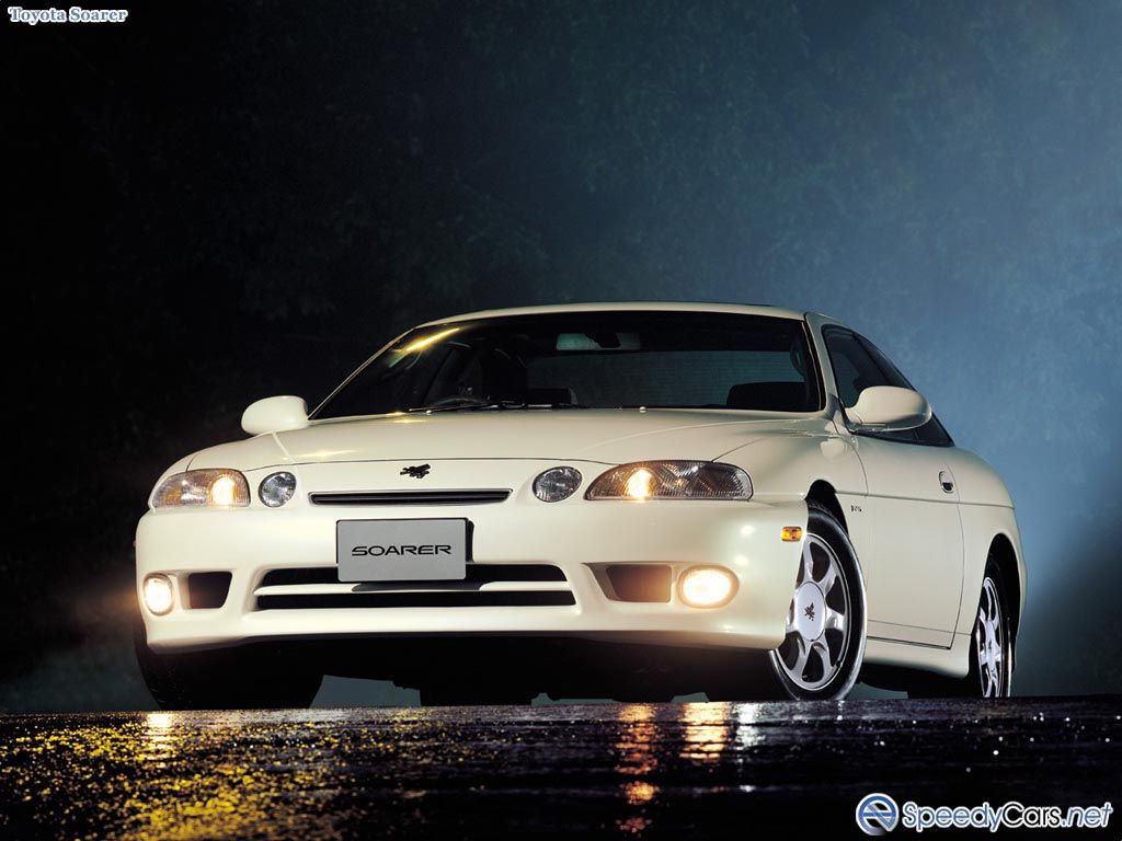 Toyota Soarer photo 4131