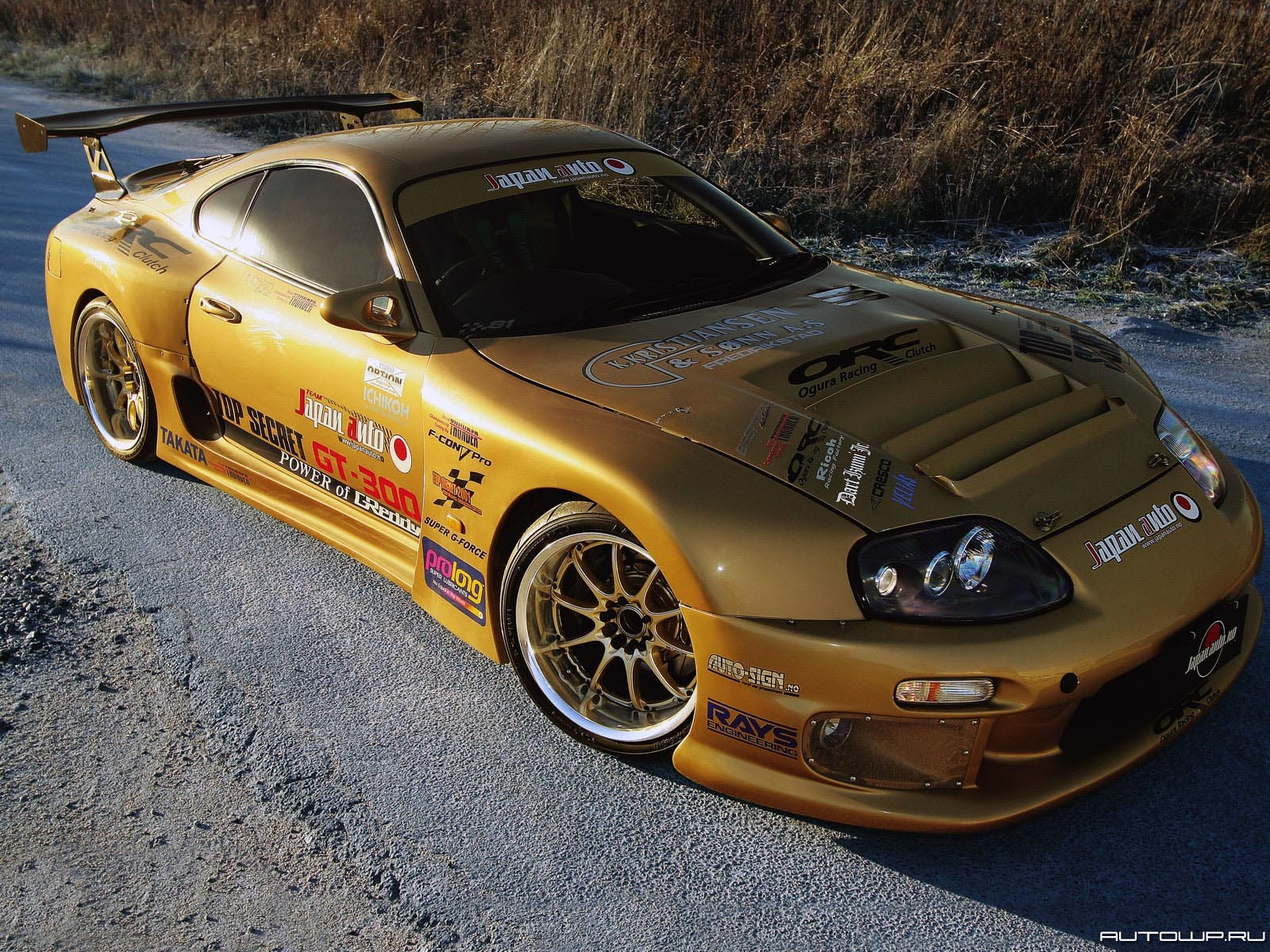 Toyota Supra (tuning) photo 45614