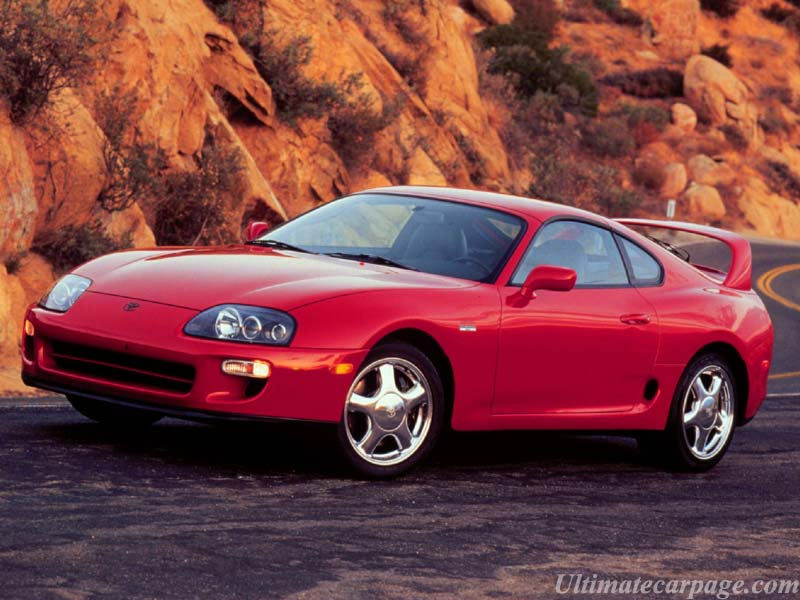 Toyota Supra photo 27504