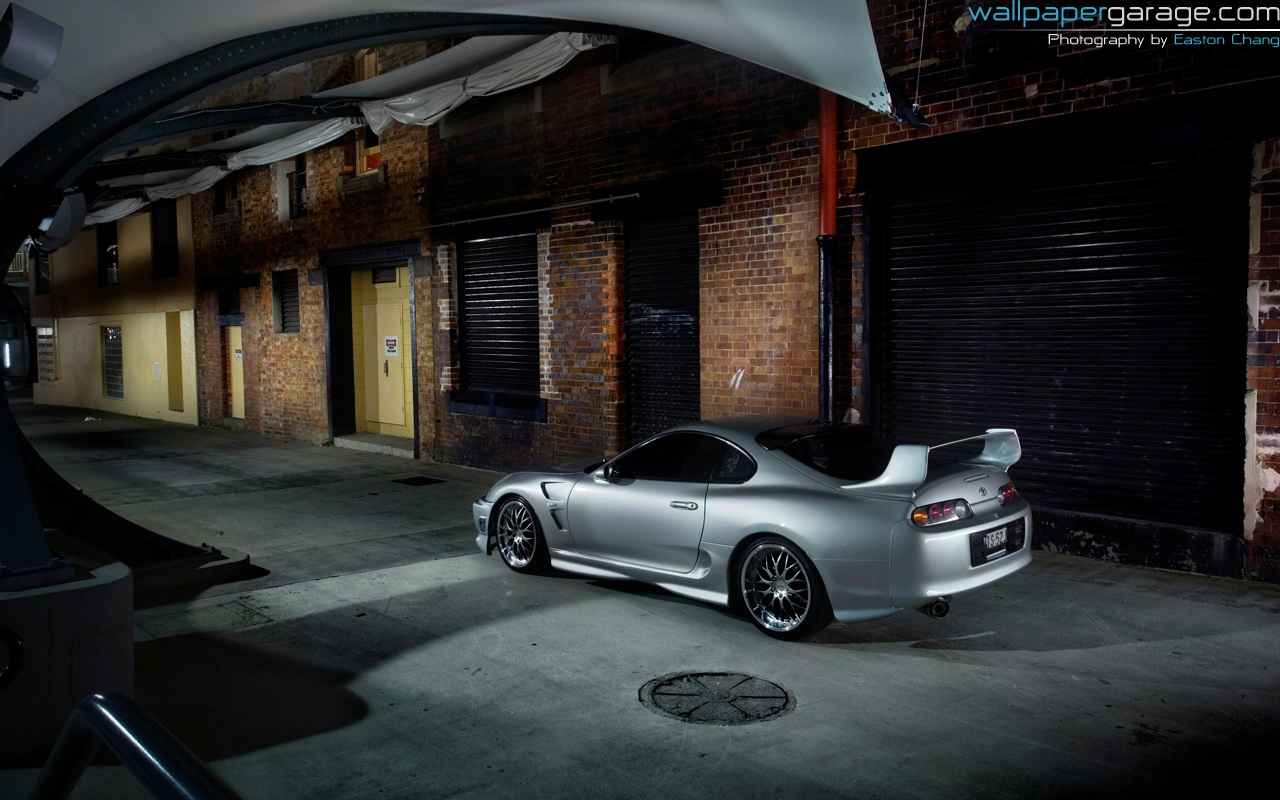 Toyota Supra TT photo 43198
