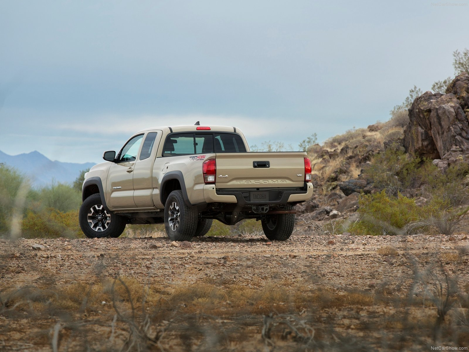 Toyota Tacoma TRD Off-Road photo 149299