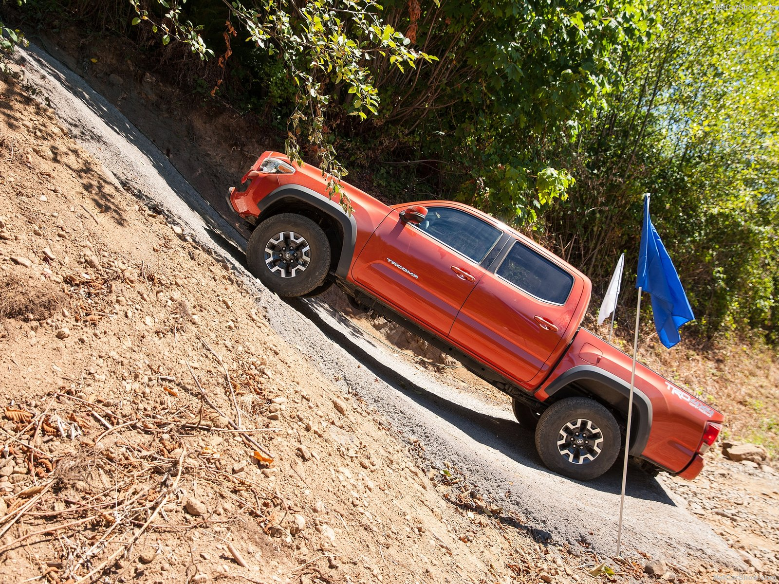 Toyota Tacoma TRD Off-Road photo 149301