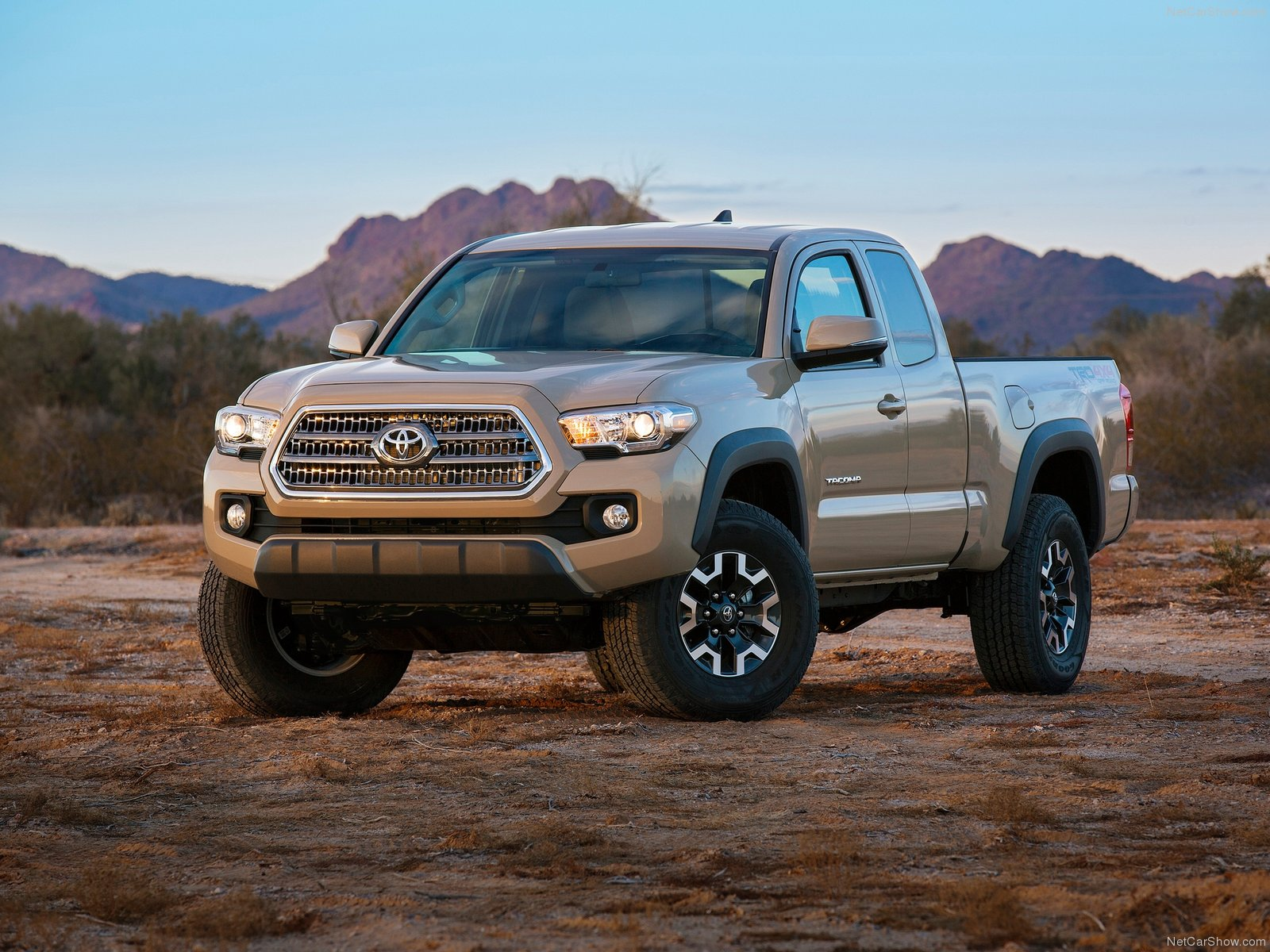 Toyota Tacoma TRD Off-Road photo 149320