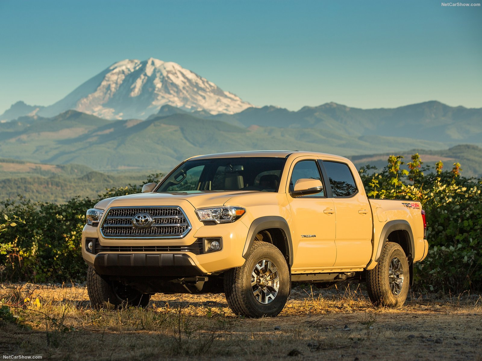 Toyota Tacoma TRD Off-Road photo 149321
