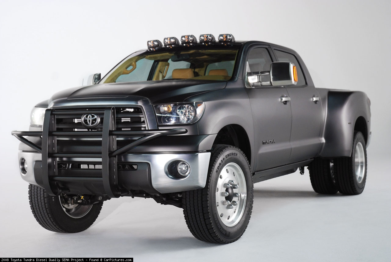 Toyota Tundra Diesel Dually photo 50063