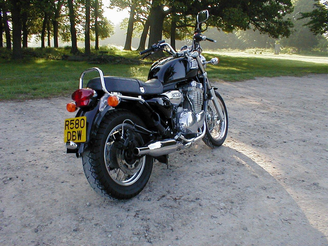 Triumph Thunderbird photo 22199