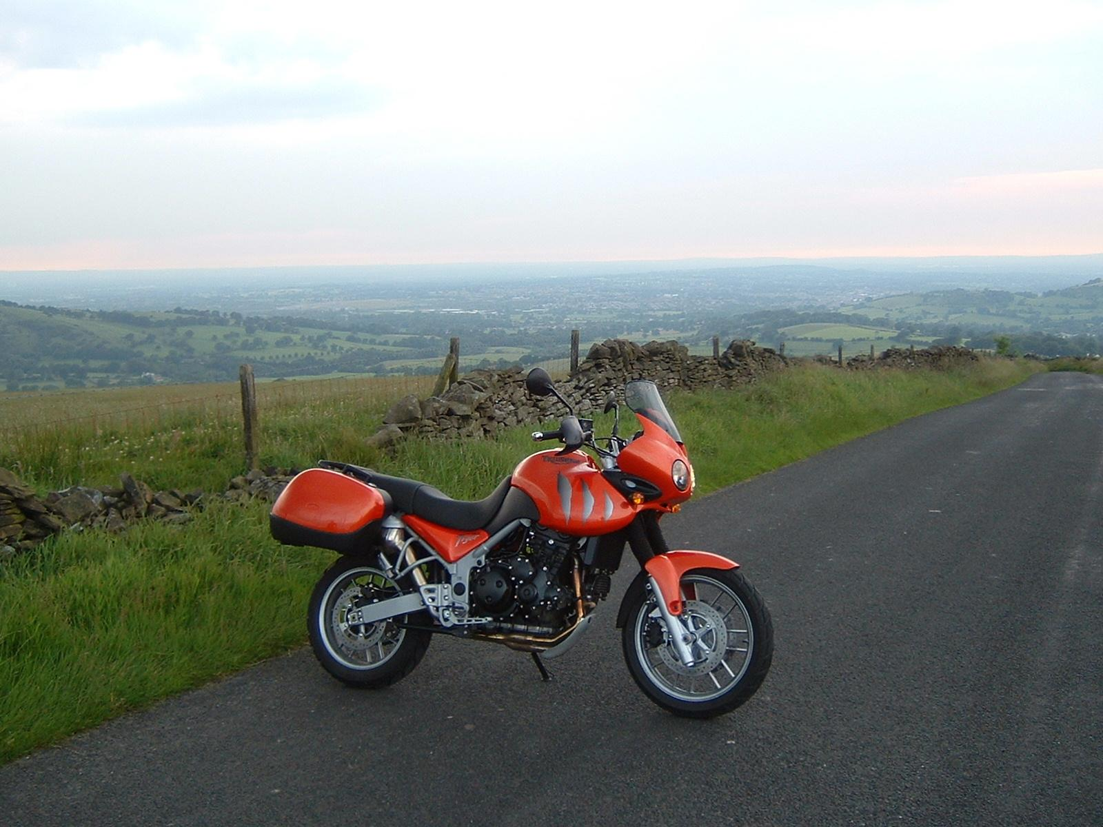 Triumph Tiger photo 22167