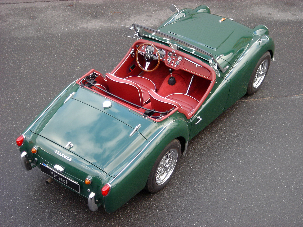 Triumph TR3 photo 45563
