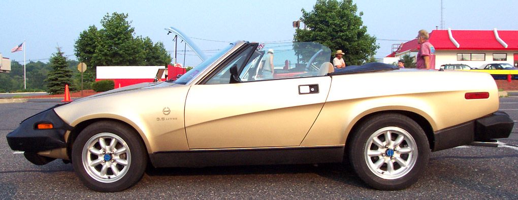 Triumph TR8 Convertible photo 5628
