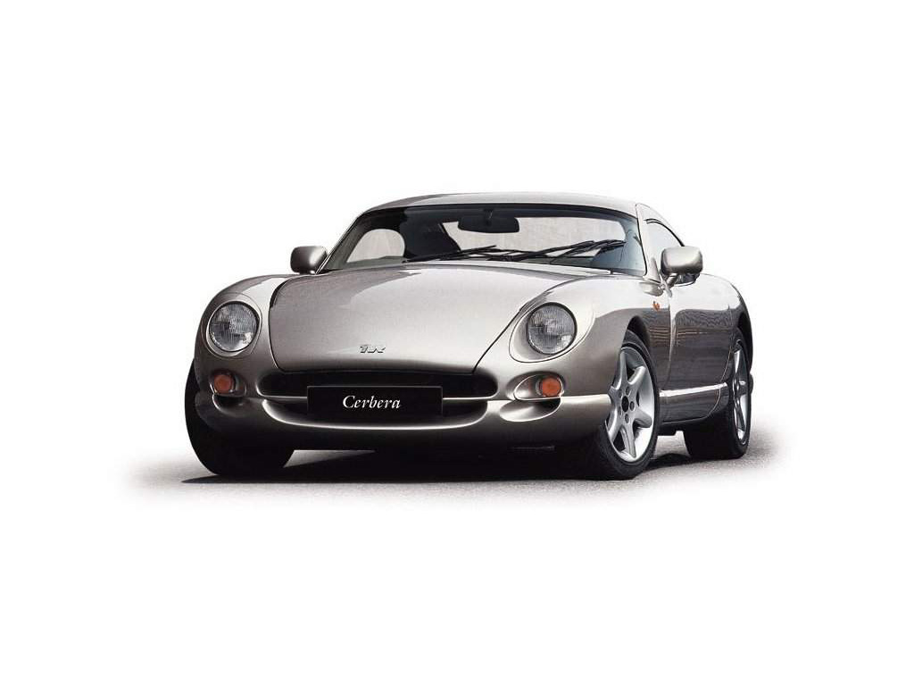 TVR Cerbera photo 17398