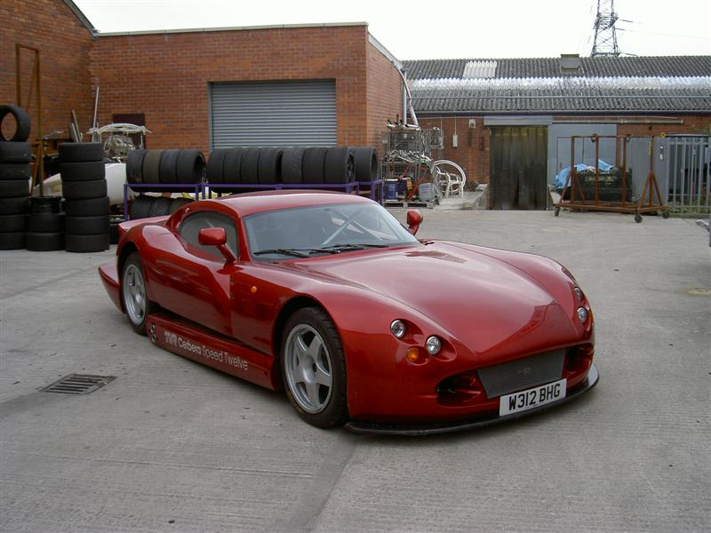 TVR Cerbera Speed 12 picture #12685   TVR photo gallery   CarsBase.com