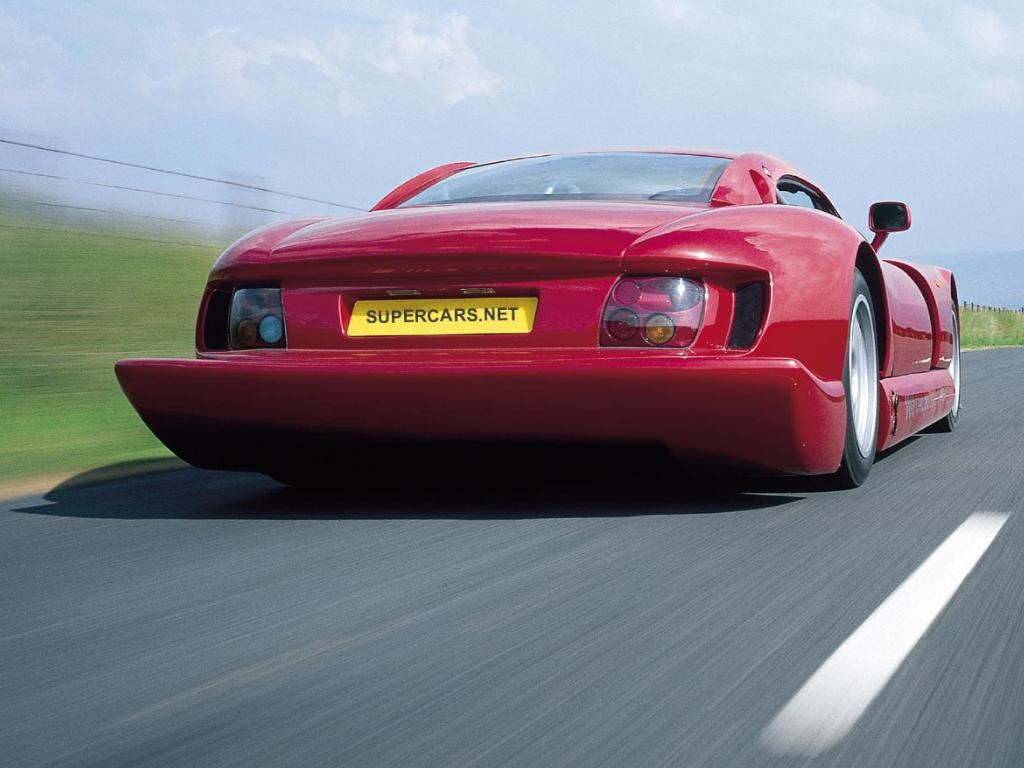 TVR Cerbera Speed 12 photo 12691