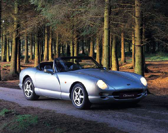 TVR Chimaera photo 26475