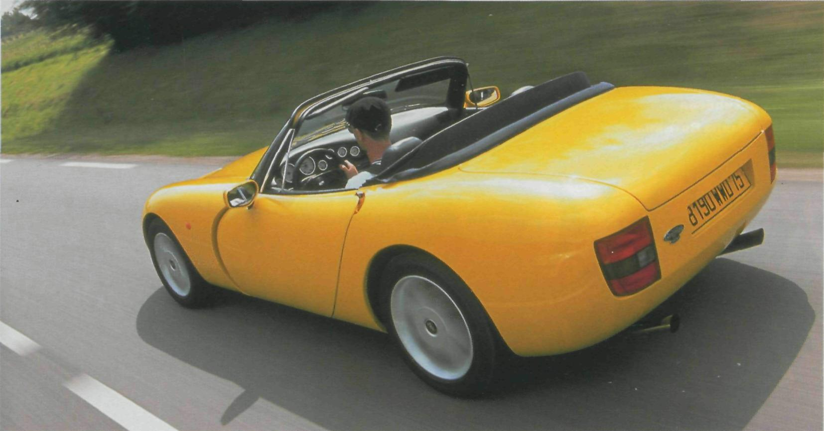 TVR Griffith photo 18049