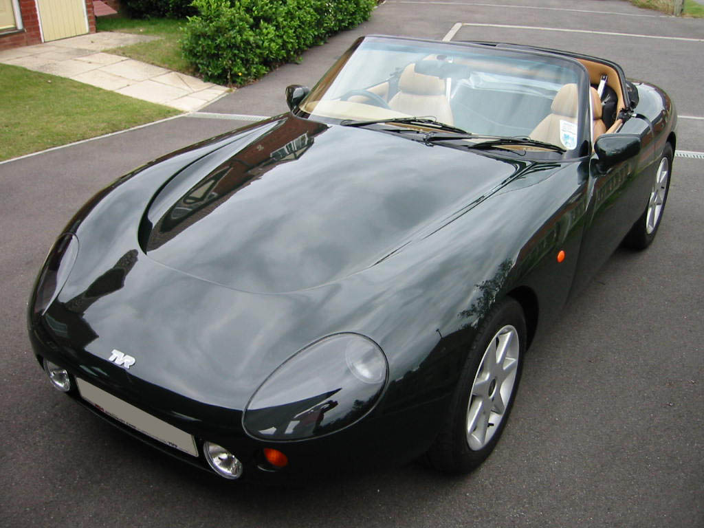 TVR Griffith photo 39249