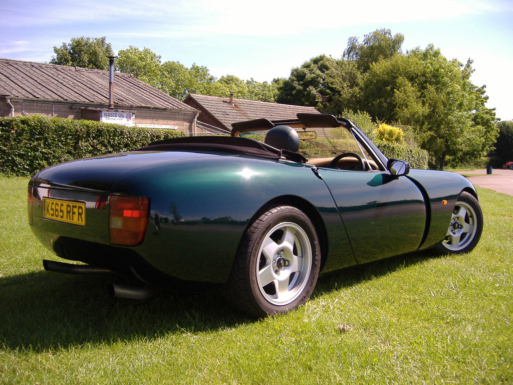 TVR Griffith photo 59658
