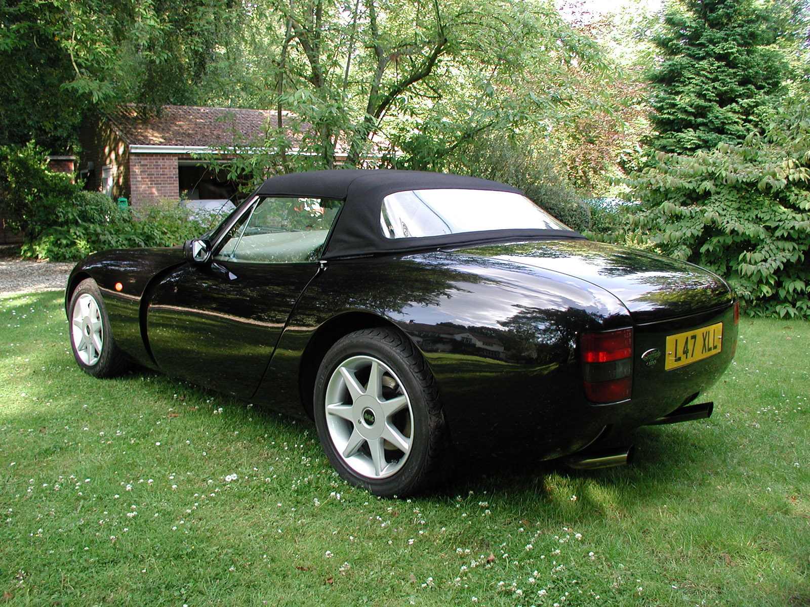 TVR Griffith photo 59662