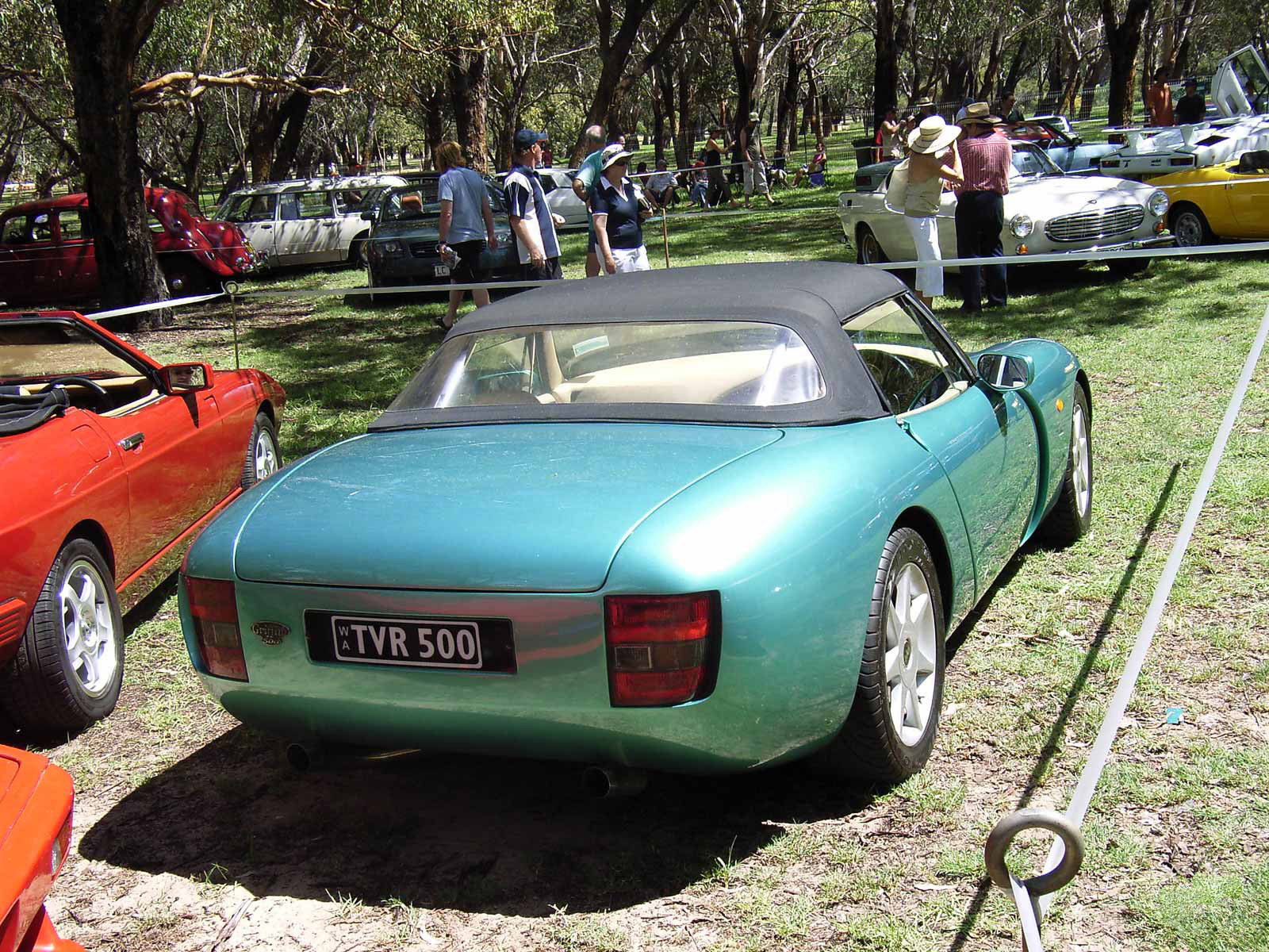 TVR Griffith photo 59665