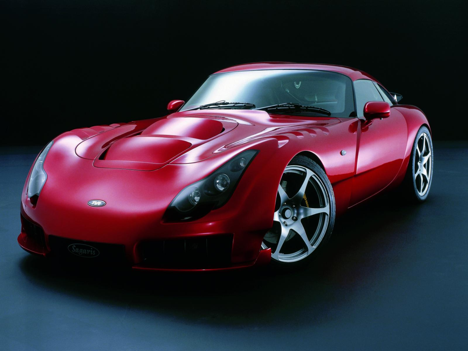 TVR Sagaris photo 17280
