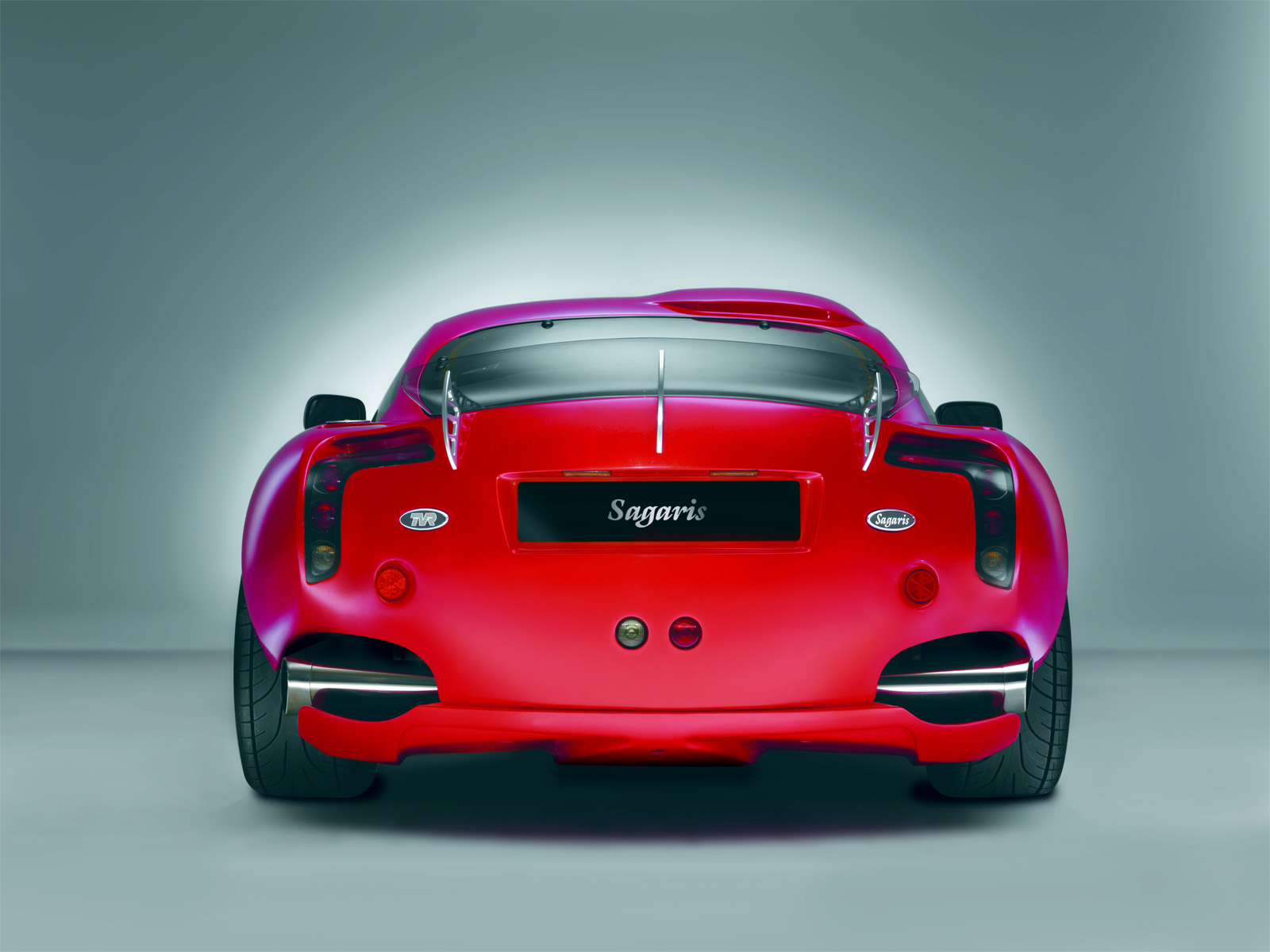 TVR Sagaris photo 40088