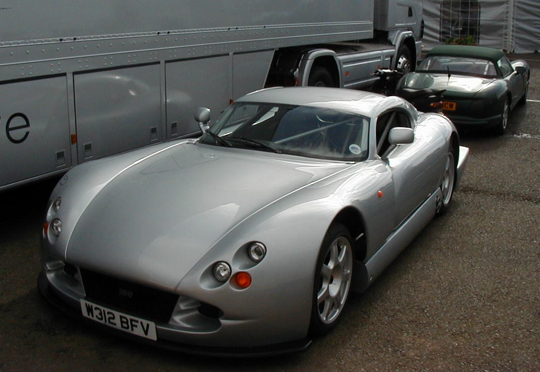 TVR Speed 12 photo 26487