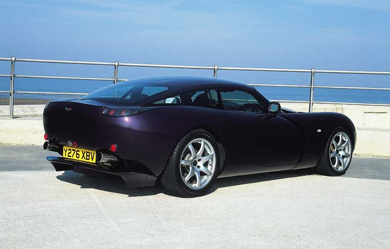 TVR Tuscan R photo 12666