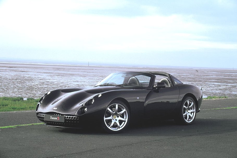 TVR Tuscan S photo 1249