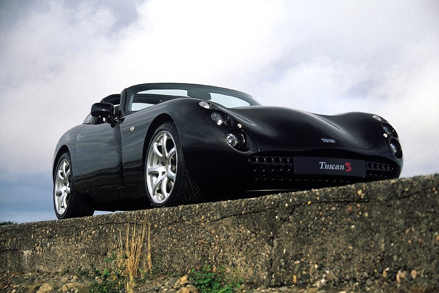 TVR Tuscan S photo 12662