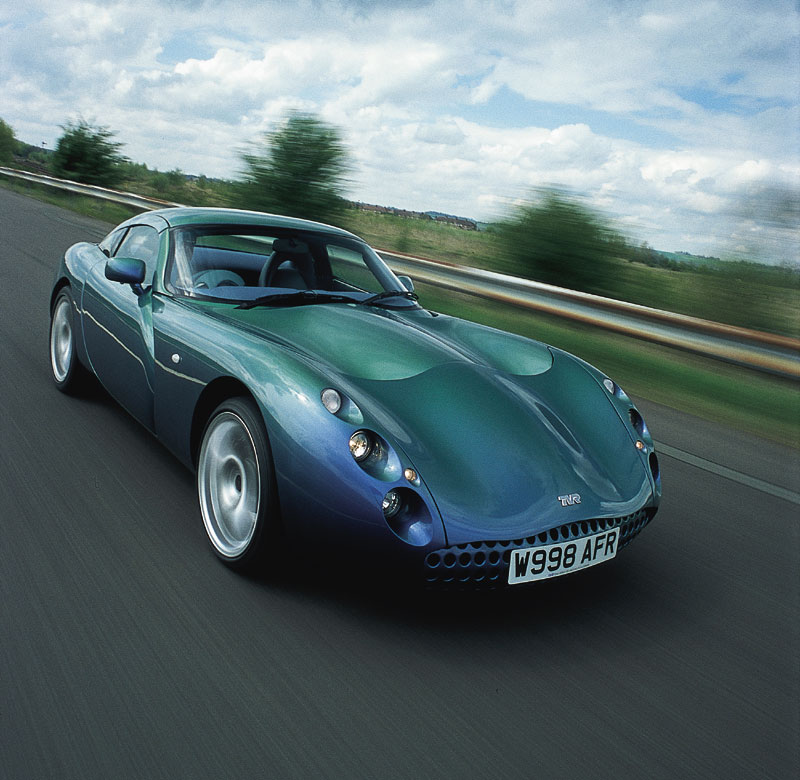 TVR Tuscan Speed Six photo 12643