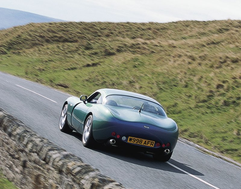 TVR Tuscan Speed Six photo 12644